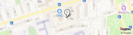 СибПарТорг на карте Шелехова