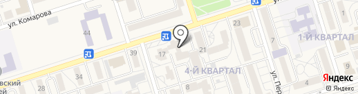Гранд Офис на карте Шелехова