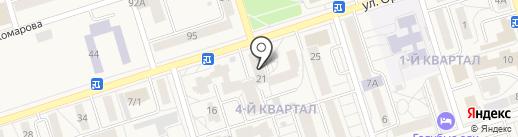 Нега на карте Шелехова