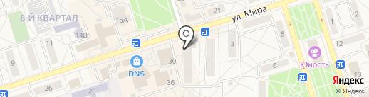 SubCake на карте Шелехова