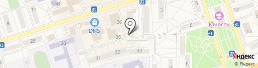 Вернисаж на карте Шелехова
