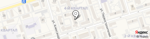 Элегант на карте Шелехова