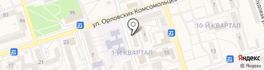 Галла на карте Шелехова