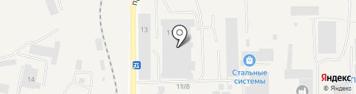 Авенком на карте Шелехова
