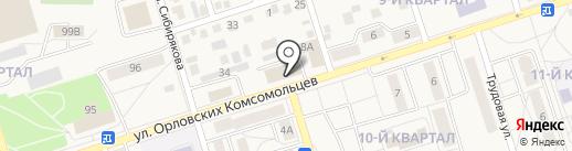 Налог38 на карте Шелехова