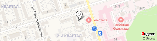 Жарки на карте Шелехова