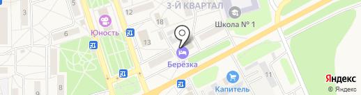 Бистро на карте Шелехова