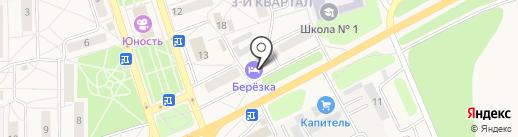 Пижоны на карте Шелехова