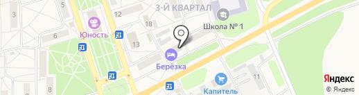 Кёрлинг на карте Шелехова