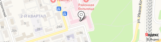 ЗдравСити на карте Шелехова