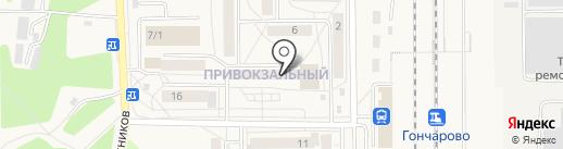 36 и 6 на карте Шелехова