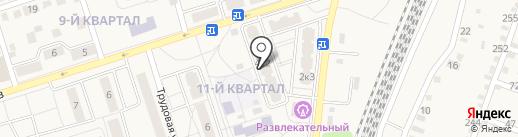 СтройМонтажИнвест на карте Шелехова