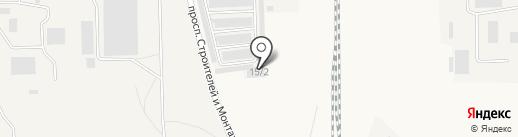 Фарт на карте Шелехова
