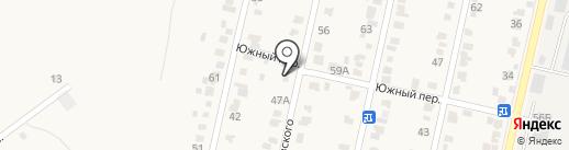 Почтовое отделение №3 на карте Шелехова