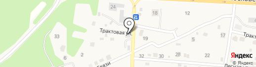 Магазин разливных напитков на карте Мамон