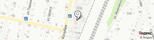 Ваше такси на карте Шелехова