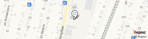 Светофор на карте Шелехова