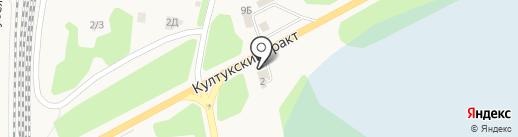 SHANTUI на карте Шелехова