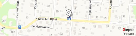 Перекресток на карте Мамон
