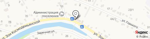 Магазин смешанных товаров на карте Смоленщины