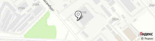 Трубмаркет плюс на карте Иркутска