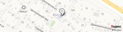 Лечебно-диагностический центр Долженко на карте Мамон