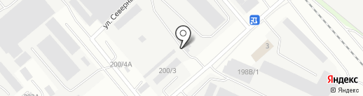 Иркутский Вторчермет на карте Иркутска
