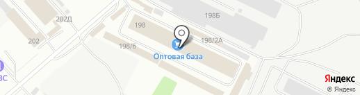 Союз-Экстро на карте Иркутска