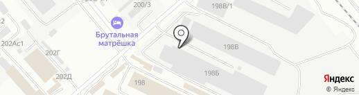 Строймаркет на карте Иркутска