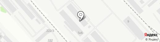 РусАлко на карте Иркутска