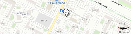 ShаurMeals на карте Иркутска