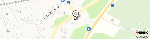 Аквилон на карте Смоленщины