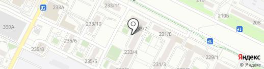 ПМ-Инжиниринг на карте Иркутска