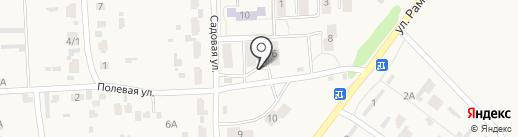Ермак на карте Мамон