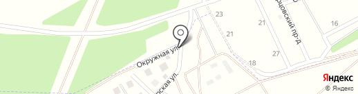 Олхинская гора на карте Смоленщины