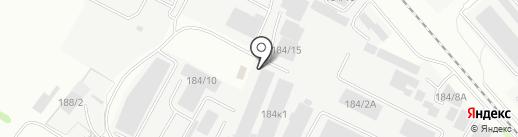 Первая Прачечная на карте Иркутска