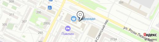 Усть-Ордынский мясокомбинат на карте Иркутска