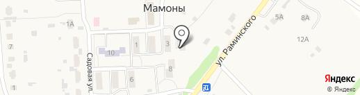 АнгараСпецТранс на карте Мамон
