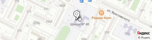 Киокушин каратэ на карте Иркутска