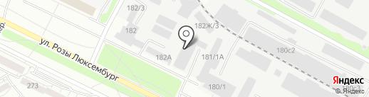 Продукты на Дом на карте Иркутска