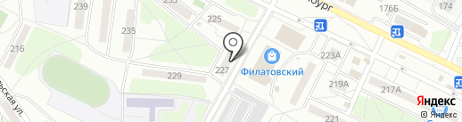 Beerstreets на карте Иркутска