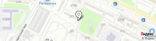Общественная приемная депутата Законодательного Собрания Иркутской области Красноштанова А. Н. на карте Иркутска