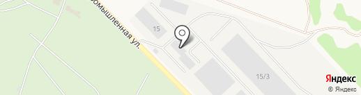 СИБЭКС на карте Марковой