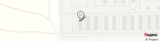 Абристоун на карте Марковой