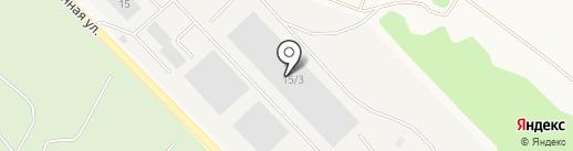 Ирбис Моторз на карте Марковой