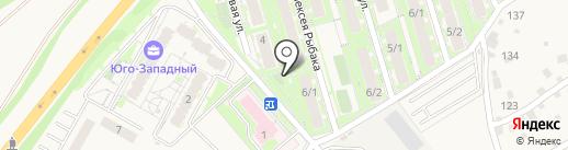 ВостСибСтрой на карте Марковой