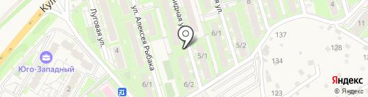 GoodWay на карте Марковой