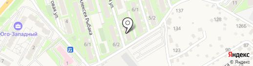 Форсайт на карте Марковой