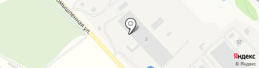 А-транс на карте Марковой