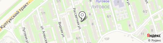 Джи Пи Электроникс на карте Марковой